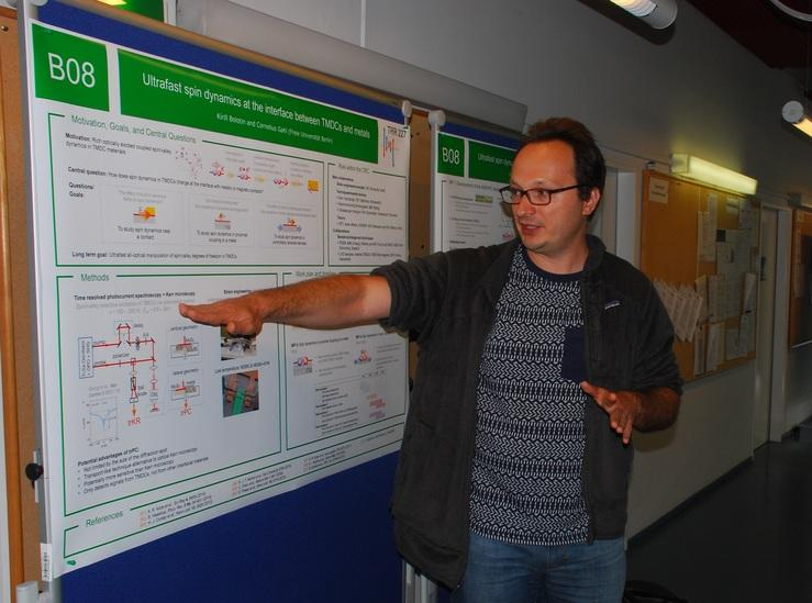 Poster Session Rehearsal 2017