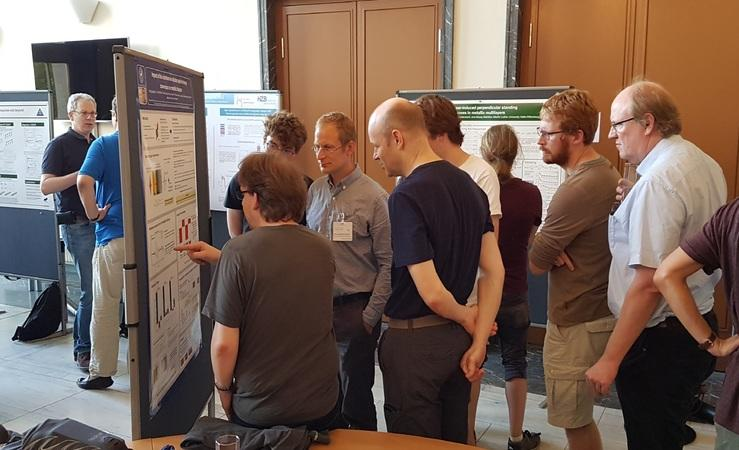 Poster Session Retreat 2019